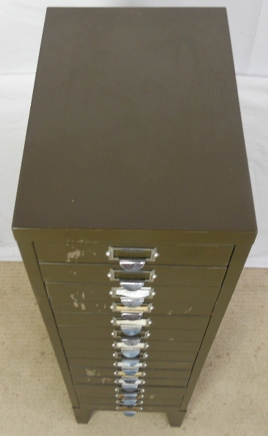 Antique Office Furniture Filing Cabinets